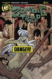 [Zombie Tramp: Ongoing #65 (Cover B Maccagni Risque) (Product Image)]