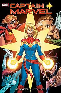 [Captain Marvel: Ms Marvel: A Hero Is Born: Omnibus (Hardcover) (Product Image)]