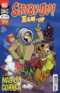 [Scooby Doo: Team Up #47 (Product Image)]