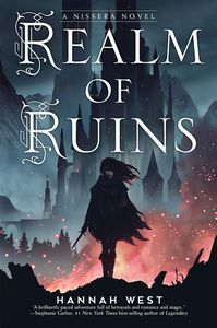 [Nissera Chronicles: Book 2: Realm Of Ruins (Hardcover) (Product Image)]