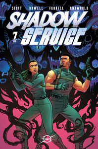 [Shadow Service #7 (Cover B Isaacs) (Product Image)]