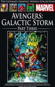 [Marvel: Graphic Novel Collection: Volume 186: Avengers: Galactic Storm Part 3 (Product Image)]