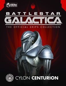 [Battlestar Galactica Ships Magazine Special: #1 Centurion Figurine (Product Image)]