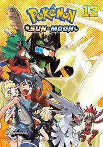 [Pokémon: Sun & Moon: Volume 12 (Product Image)]