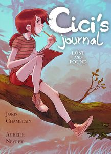 [Cici's Journal: Lost & Found (Product Image)]