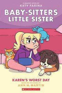 [Baby-Sitters Little Sister: Volume 3: Karen's Worst Day (Product Image)]