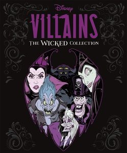 [Disney Villains: The Anthology (Hardcover) (Product Image)]
