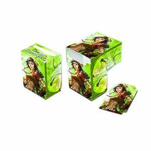 [Generals Order: Full View Deck Box: Sun Shang Xiang (Product Image)]