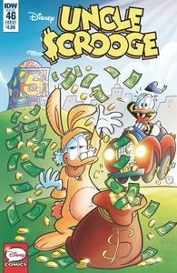 [Uncle Scrooge #46 (Cover A Gervasio) (Product Image)]