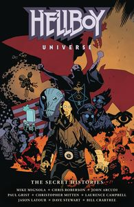 [Hellboy Universe: The Secret Histories (Hardcover) (Product Image)]