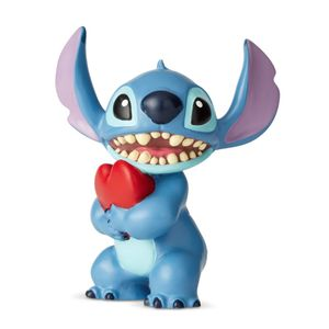 [Disney: Stitch: Disney Hugs Figure: Heart (Product Image)]