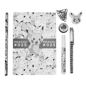 [Pokémon: Super Stationery Set (Product Image)]
