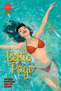 [Bettie Page #4 (Cover B Kano) (Product Image)]