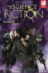 [John Carpenter: Tales Of Sci Fi: The Standoff #4 (Product Image)]