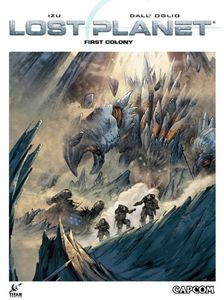 [Lost Planet (Hardcover) (Product Image)]