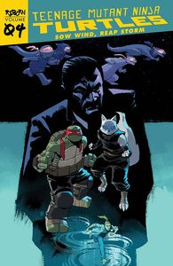 [Teenage Mutant Ninja Turtles: Reborn: Volume 4: Sow Wind, Reap Storm (Product Image)]