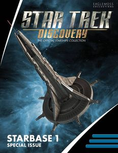 [Star Trek: Discovery Figurine Magazine Special #4: Starbase 1 (Product Image)]