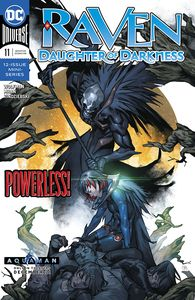 [Raven: Daughter Of Darkness #11 (Product Image)]