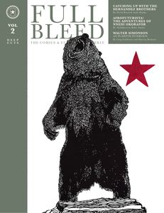 [Full Bleed Comics & Culture Quarterly: Volume 2 (Product Image)]