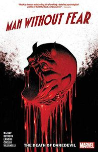 [Man Without Fear: Death Of Daredevil (Product Image)]