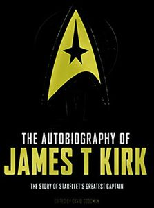 [The Autobiography Of James T. Kirk (Product Image)]
