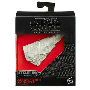 [Star Wars: The Force Awakens: Black Series: Wave 3 Diecast Vehicles: Episode IV Star Destroyer (Product Image)]