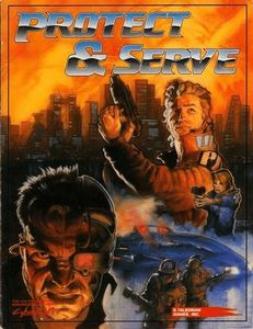[Cyberpunk 2020: Protect & Serve (Product Image)]