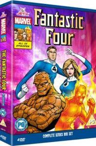 [Fantastic Four (1994): Complete Box Set (Product Image)]