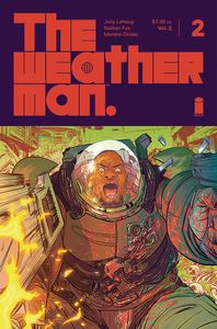 [Weatherman: Volume 2 #2 (Cover A Fox) (Product Image)]