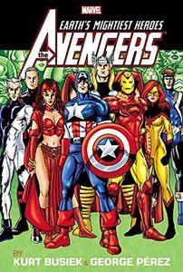 [Avengers: Kurt Busiek & George Perez: Omnibus: Volume 2 (Hardcover) (Product Image)]