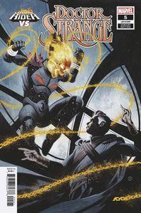 [Doctor Strange #5 (Tedesco Cosmic Ghost Rider Variant) (Product Image)]