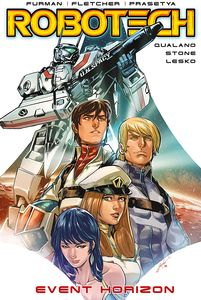 [Robotech: Volume 6: Event Horizon (Product Image)]