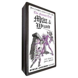 [The Fantasy Trip: Melee & Wizard Pocket Box (Product Image)]