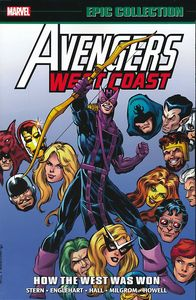 [Avengers: West Coast Epic Collection: How The West Was Won (Product Image)]
