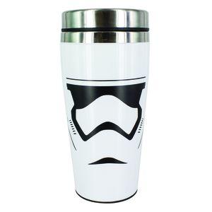 [Star Wars: The Force Awakens: Travel Mug: Stormtrooper (Product Image)]