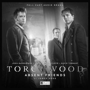 [Torchwood #50: Absent Friends (Product Image)]