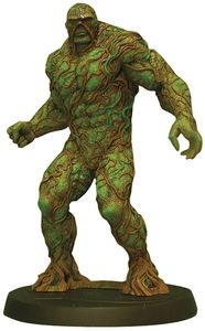 [DC: Superhero Best Of Figure Magazine Special #6 Swamp Thing (Product Image)]