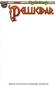 [Pellucidar #1 (Blank Sketch Edition Cover) (Product Image)]
