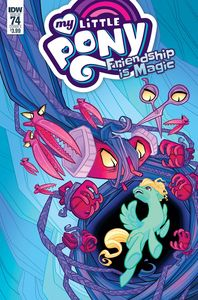 [My Little Pony: Friendship Is Magic #74 (Cover A Sherron) (Product Image)]