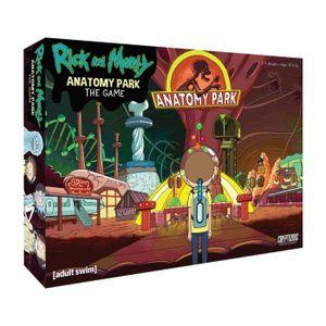 [Rick & Morty: Anatomy Park (Product Image)]