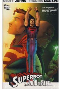 [Superboy: Boy Of Steel (Titan Edition) (Product Image)]