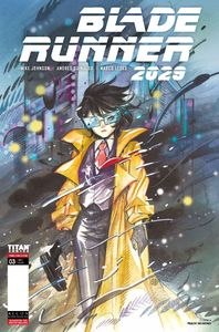 [Blade Runner: 2029 #3 (Cover A Momoko) (Product Image)]