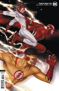 [Flash #761 (Inhyuk Lee Variant Edition) (Product Image)]