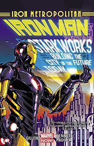 [Iron Man: Volume 4: Iron Metropolitan (Product Image)]