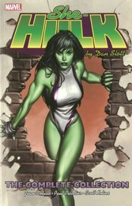 [She-Hulk: By Dan Slott: Volume 1: Complete Collection (Product Image)]
