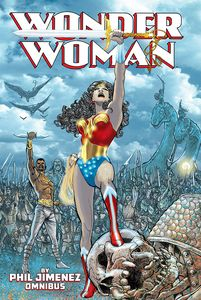 [Wonder Woman By Phil Jiminez: Omnibus (Hardcover) (Product Image)]