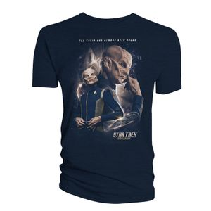 [Star Trek: Discovery: T-Shirt: Captain Saru (Product Image)]