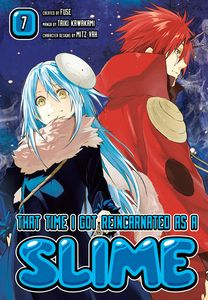 [That Time I Got Reincarnated As A Slime: Volume 7 (Product Image)]
