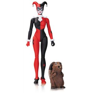 [DC: Designer Series Action Figure: Traditional Harley Quinn (Product Image)]