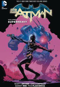 [Batman: Volume 8: Superheavy (Product Image)]